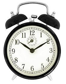 http://en.wikipedia.org/wiki/Alarm_clock