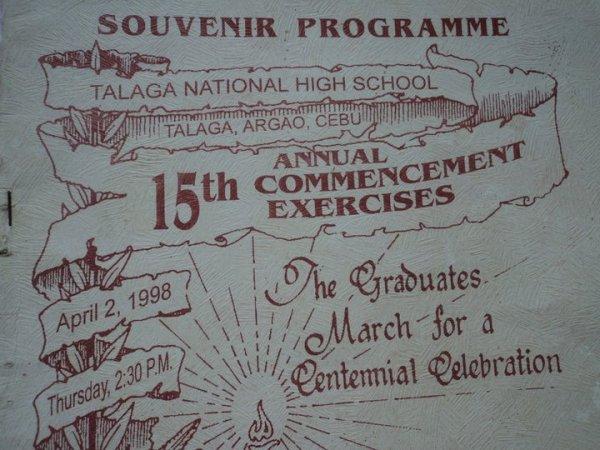 souvenir prog