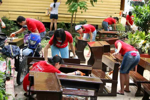 Brigada - Banilad. Photo courtesy of Aboitiz.com